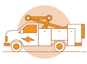 Restore Power Truck